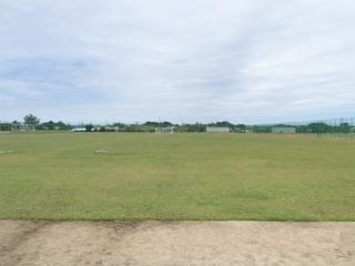 太夫浜運動公園球技場 新潟市